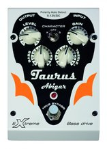 Taurus Abigar Extreme - Extreme bass drive