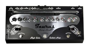 Taurus Stomp-Head 4.HG - High gain amplifier