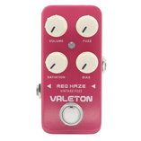 Valeton Coral Red Haze Fuzz