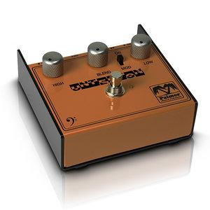 Palmer MI Root Effects - Unterton Bass Octaver Pedal